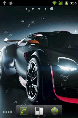 Car Wallpaper Slideshow Android App by Cars Live Wallpaper 4 0 Android Free