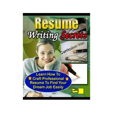 Resume Writing Books 2014 by Resume Writing Secrets