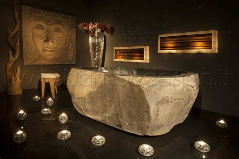vasche da bagno in pietra vasca da bagno riverstone pietra naturale 280x135 bamb 249