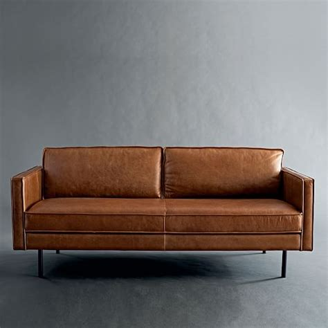 west elm leather couch west elm new year sale save on sofas marble coffee