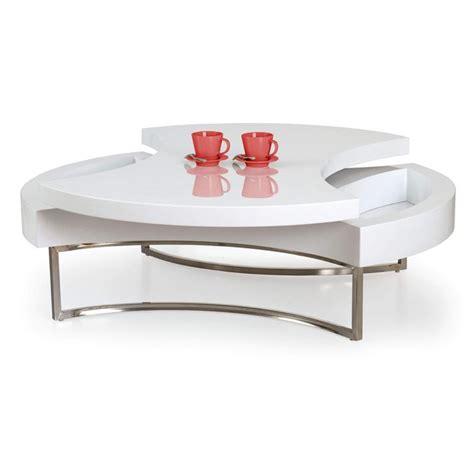 Table Basse Carrée Blanche 138 by Catgorie Tables Basses Du Guide Et Comparateur D Achat