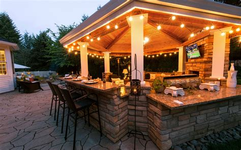 Kitchen Island Granite Top 20 gazebos in outdoor living spaces paradise restored