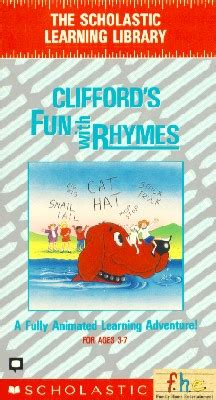 themes in the film red dog clifford the big red dog clifford s fun with rhymes 1988