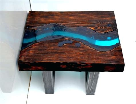 wood and resin table wood resin table wood and resin tables for sale ed ex me