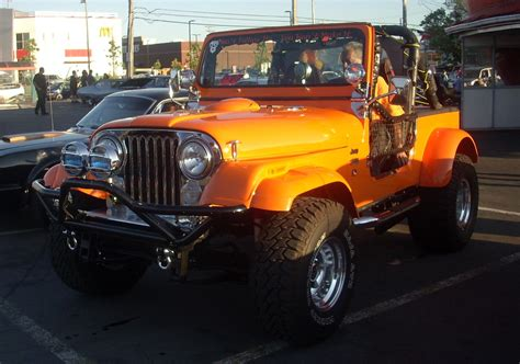 orange jeep cj file jeep cj convertible orange julep jpg wikimedia