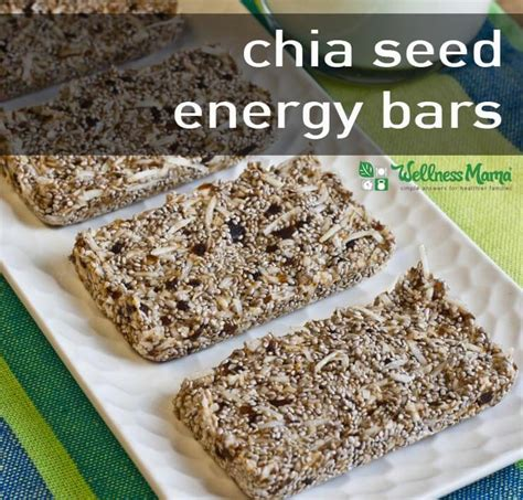 Natures Energy Organic Chia Seed 100gr 49 nourishing no bake cookies and bars