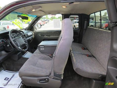 2001 dodge ram 1500 slt club cab interior photos