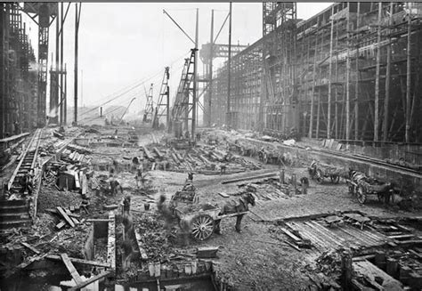 fotos reales del barco titanic titanic fotos y datos reales incre 237 bles y aterradores