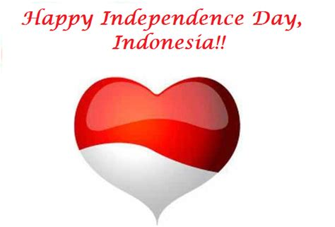 indonesia independence day 2014 happy independence day indonesia 2014 graphic