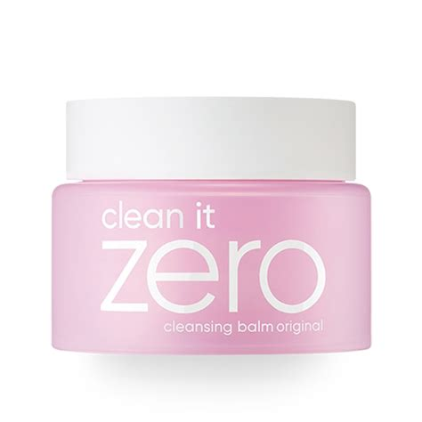 Harga Banila Co Clean It Zero Cleansing Balm banila co clean it zero cleansing balm original 100ml