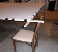 Quilt Basting Frame by Quilt Frames For Beginner Quilting Using A Basting Gun