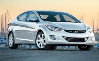 Hyundai Elnatra 2012 Hyundai Elantra Front Three Quarters Photo 1