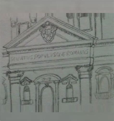 easy to draw architecture how to draw architecture of ancient greece and ancient