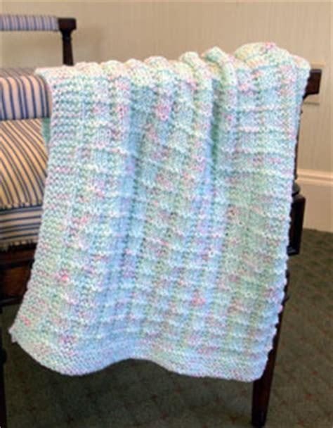 knitting pattern textured yarn textured baby blanket free knitting pattern blog nobleknits
