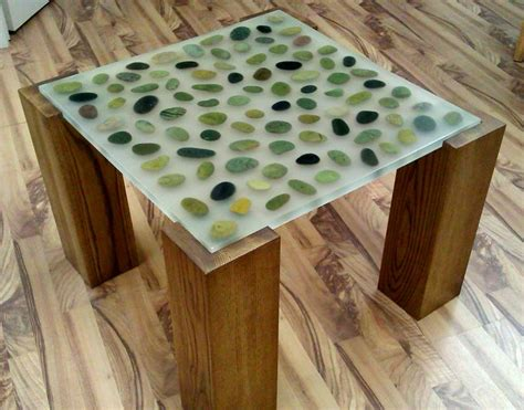 glass table tops mesa az 17 best images about river rock ideas on