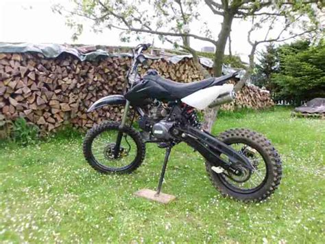 125ccm Motorrad Fahrzeugbrief by Vollcross 125 Ccm 4 Takter Als Defekt An Unfall Und