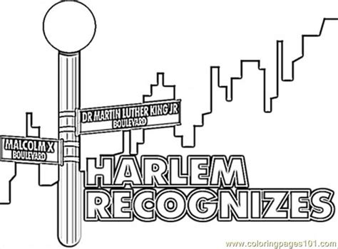 Coloring Pages Malcolm X Day Entertainment Gt Holidays Malcolm X Coloring Pages