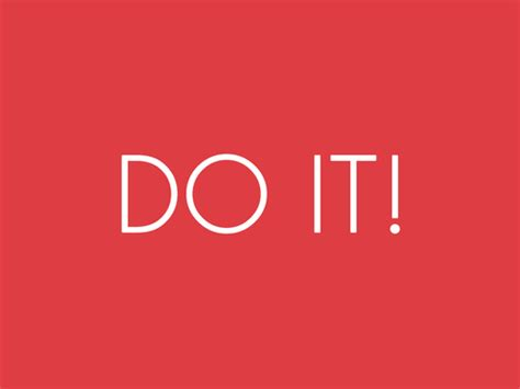 do it to it 6 sure fire ways to build an exciting do it brand be