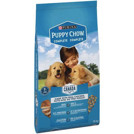 Puppy 16kg Purina 174 Puppy Chow 174 Puppy Food For All Puppies 16kg Bag
