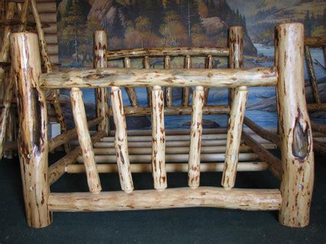 Handcrafted Log Furniture - beaver creek custom log furniture meridian id 83642