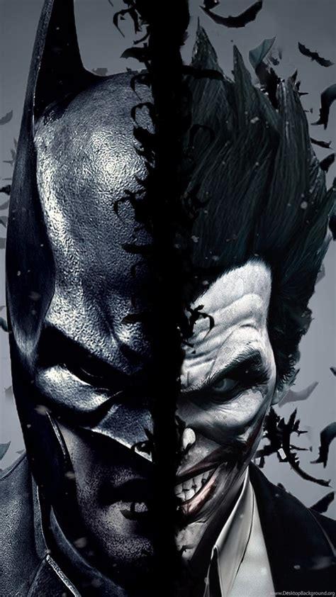 batman  joker dual screen ipad   wallpapers desktop