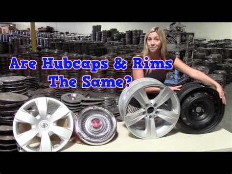 hubcaps  wheels    difference  rims hubcaps hubcapscom youtube