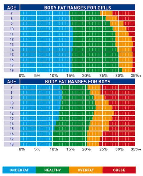 körperfettanteil tabelle die richtigen ziele tanita k 246 rperanalyse nutrimove