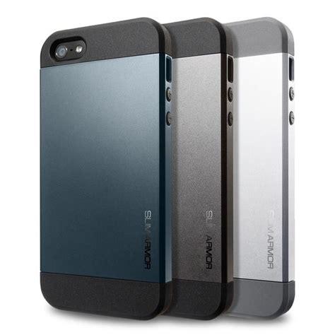 Softcase Spigen Slim Armor 1 spigen slim armor iphone 5 gadgetsin