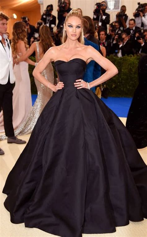sexy inspired  candice swanepoel  met gala celebrity