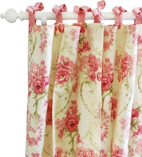 rose floral curtains roses for bella floral curtain panels set of 2 modern
