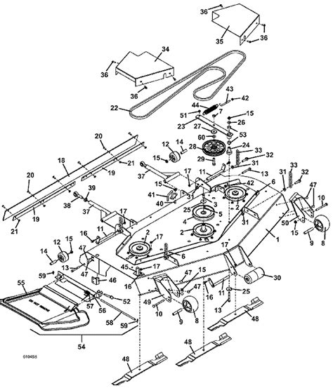 grasshopper diagram parts the mower shop inc grasshopper lawn mower parts diagrams