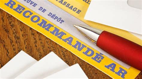 Date De Présentation Lettre Recommandée Lettre Recommand 233 E Fonctionnement Et Tarifs Companeo