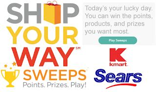 Sears Appliance Sweepstakes - kmart sears shop your way sweepstakes hundreds of giveaways to enter daily