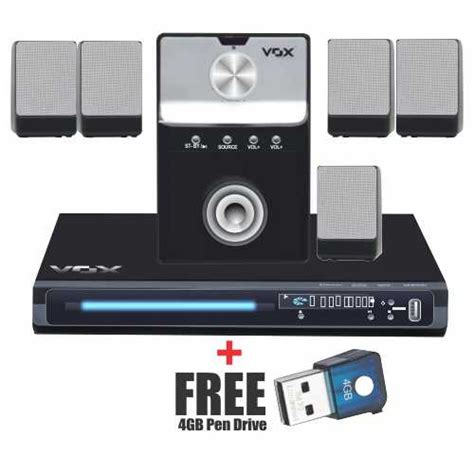 vox 5 1 home theater system with dvd player price buy
