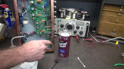 repair marshall dslc tube guitar amp  lab
