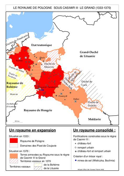 le royaume de pologne sous le r232gne de casimir iii 1333�1370