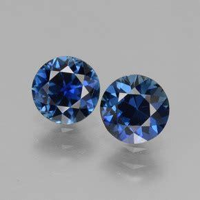 Blue Safir Sapphire 5 5ct 1 5ct blue sapphire gems from madagascar