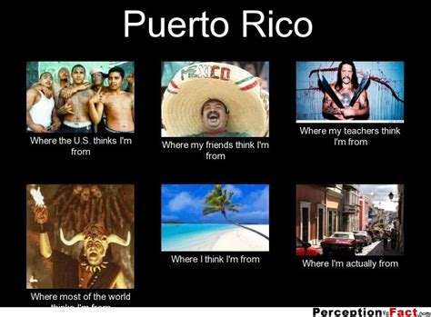 Puerto Rico Meme - puerto rico what people think i do what i really do