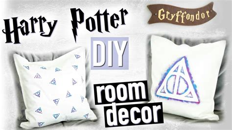 diy harry potter deco chambre room decor fran 231 ais
