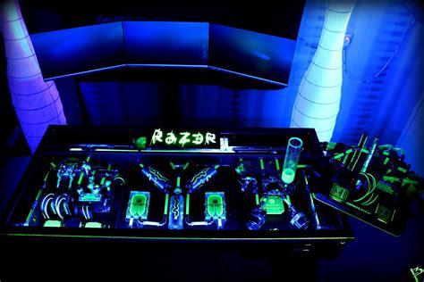 Razer Computer Desk Harbinger And Razer Razer Insider Forum