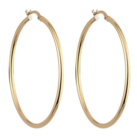 hoop earrings pastal names