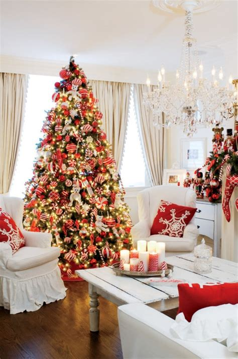 christmas room 55 dreamy christmas living room d 233 cor ideas digsdigs