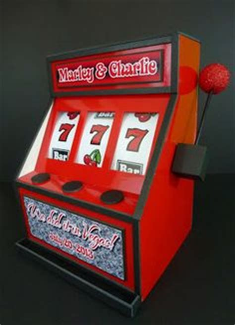 Gift Card Money Machine - casino theme on pinterest