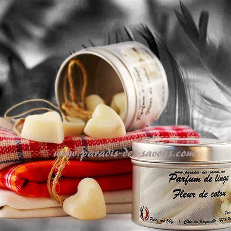 parfum de linge fleur de coton soin des v 234 tements