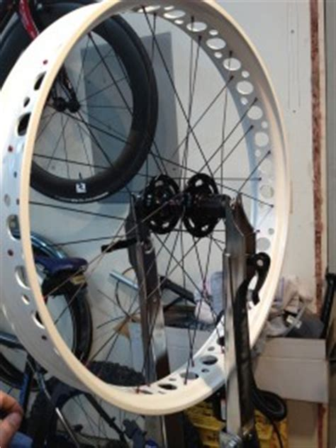 Handmade Bicycle Wheels - drilled bike rims venga velo