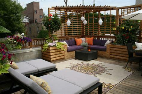 25 urban terrassengestaltung beispiele archzine net