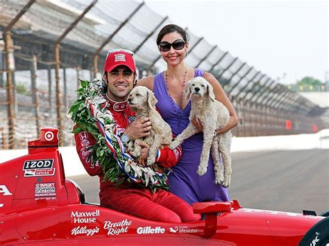 Judds Husband Wins Indianapolis 500 by Judd Family Photo Time Judd And Husband Dario