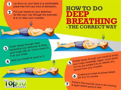 how to do breathing and its advantages top 10 home remedies