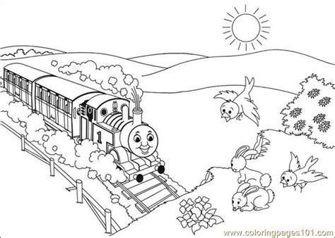 thomas and friends 11 coloring page free thomas friends