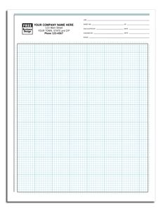 personalized engineering graph pads